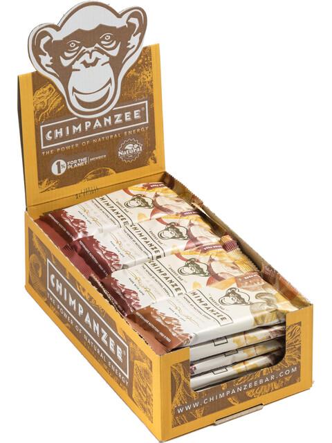 Chimpanzee Energy Bar Box Cashewnüsse & Karamel (Vegetarisch) 20 x 55g